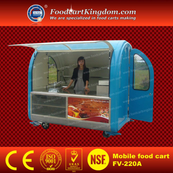 Electric mobile fast food truck scenic fast food sales truck fried barbecue car Kandong cooking seasoning car can be licensed