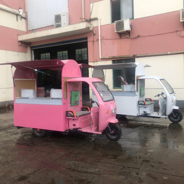 Night market snack car, night market dining car, stall electric tricyle, stall food truck, stall car