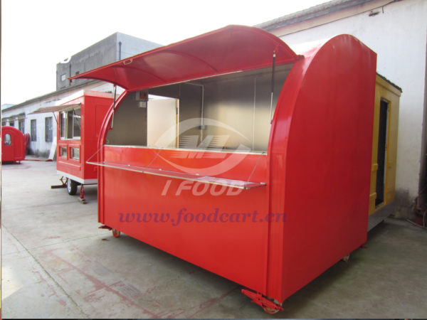 Snack carts, breakfast carts, fast food carts (customizable) are available for rent