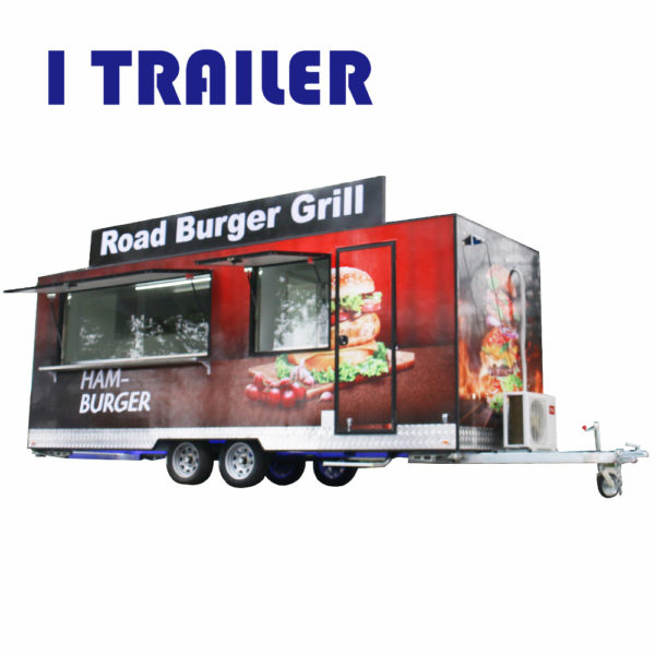 Mobile stall stall snack car multi-purpose four-wheeled fast food truck mobile food truck can be rented