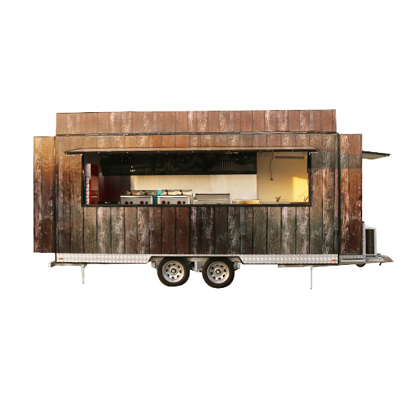 Mobile stall stalls snack car manufacturers direct sales of high-quality high-end food truck can be customized for rent