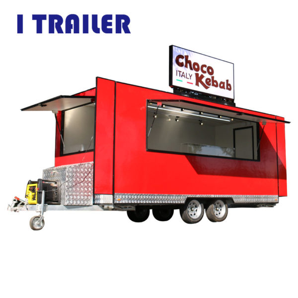 Ground stalls mobile snack motorhome manufacturers direct sales of high-quality custom food carts can be rented