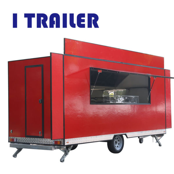 Wholesale multi-purpose dining car four-wheeled breakfast food truck mobile dining street view sales truck
