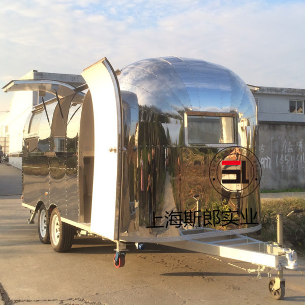 Export motorhome Export stainless steel dining car outdoor stationery can be ordered